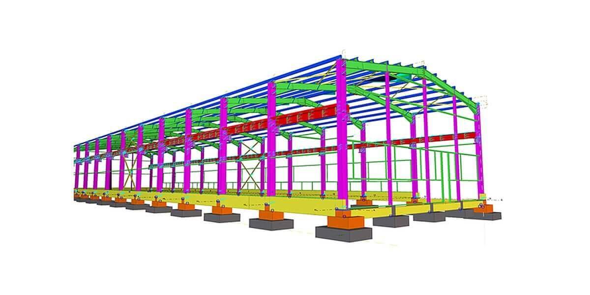 çelik yapı projelendirme 1