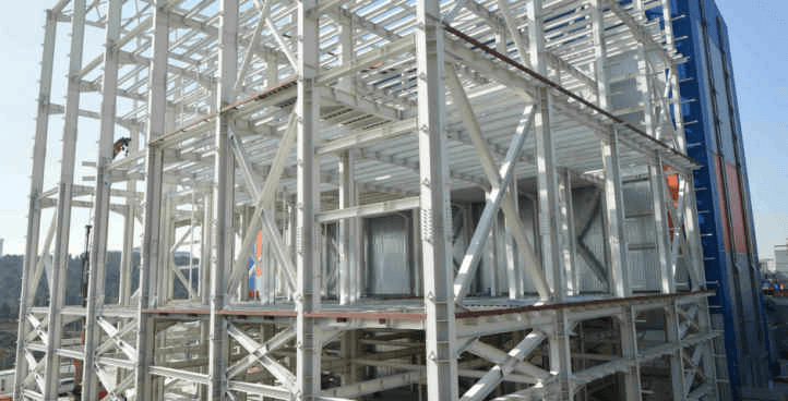 Multi-Storey Steel Constructions